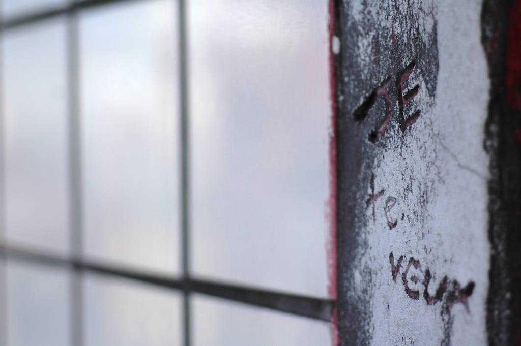 Graffiti: Je te veux