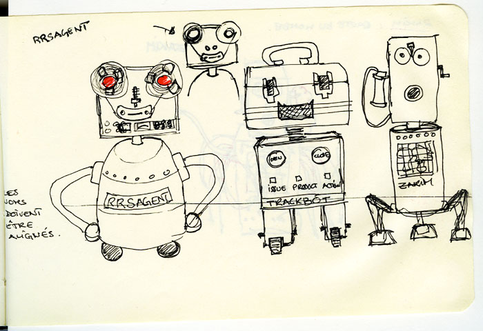 draft 3 of the W3C bots, Karl Dubost