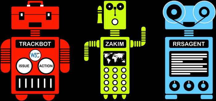 W3C Bots, final version, Karl Dubost