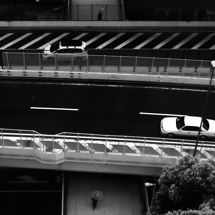 Autoroutes et Passerelles piétons