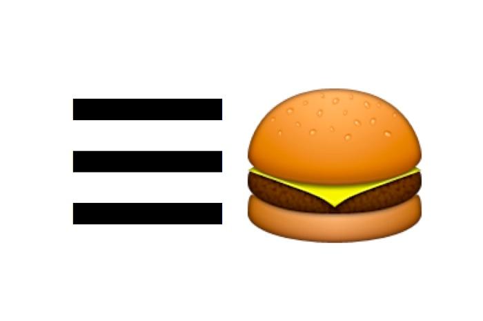 deux icônes de caractères