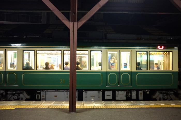 train au quai