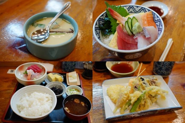 plats de cuisine japonaise