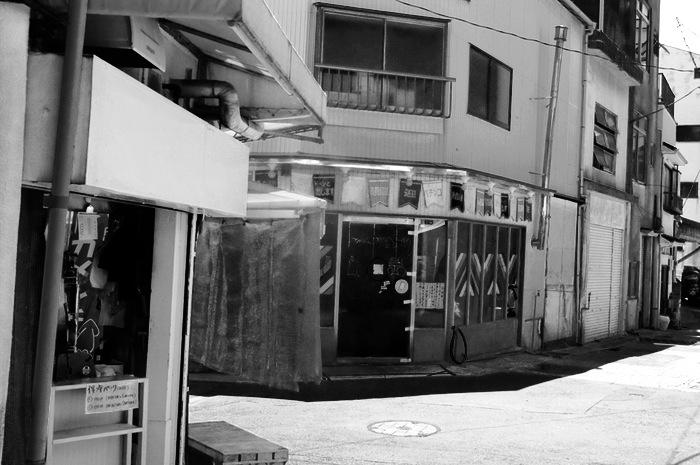 Boutiques dans les rues
