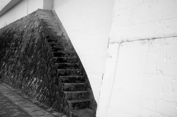 Escalier sans destination
