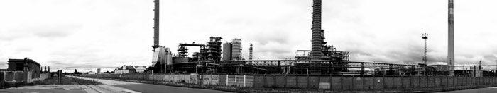 Panorama d'usine