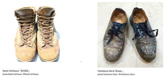 Deux paires de chaussures