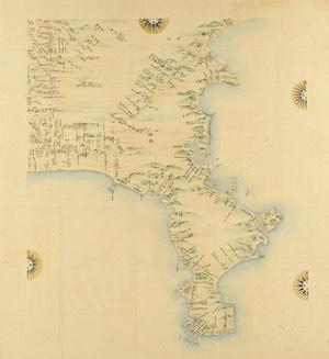 Shonan en 1821