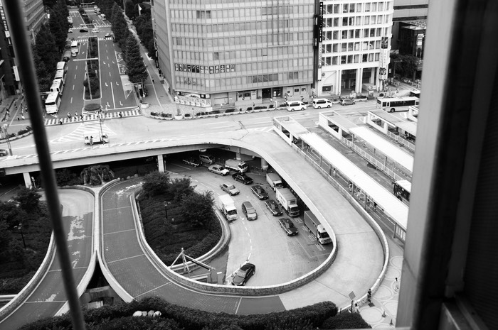 Immeubles de Shinjuku