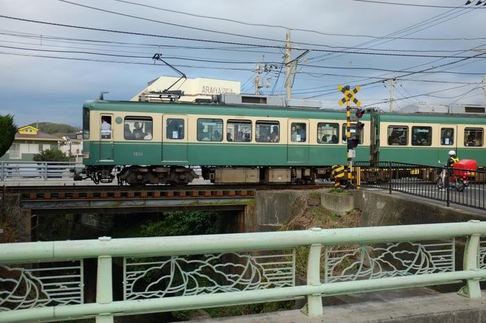 Train et passage à niveau