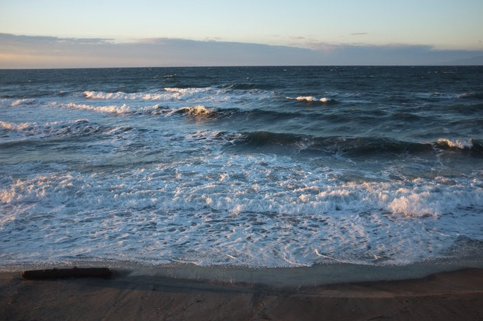 océan et plage