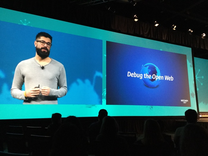 Meeting de Mozilla à Orlando