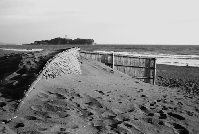 Enoshima et plage