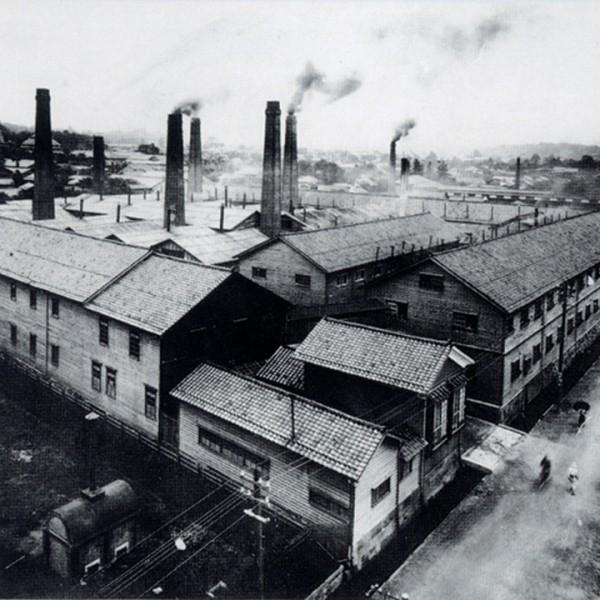 bâtiment d'usine