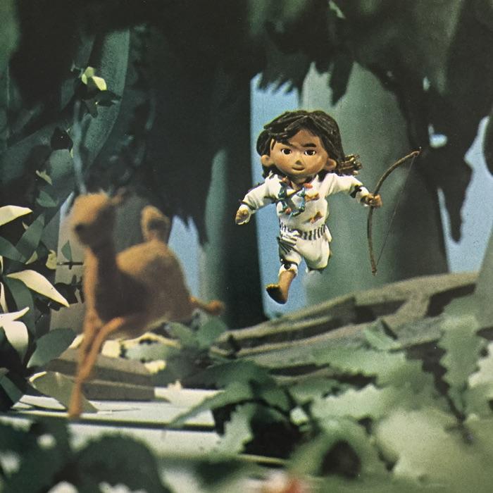 image d'une animation TV