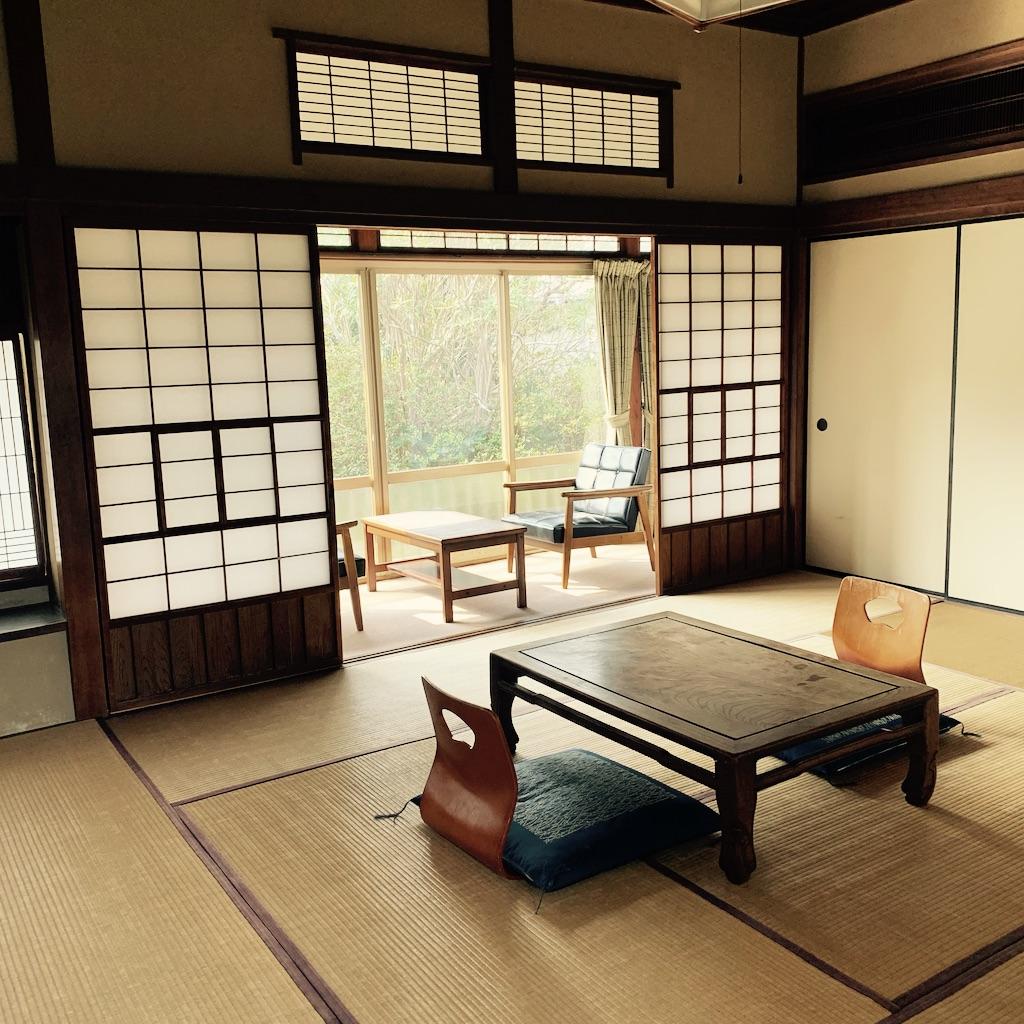La chambre d'Ozu à Chigasaki