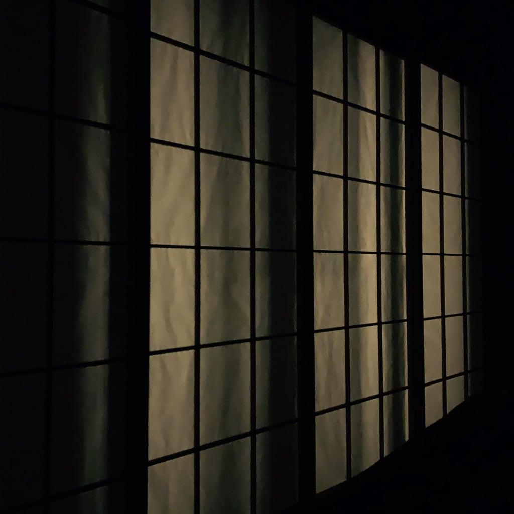 Shoji la nuit