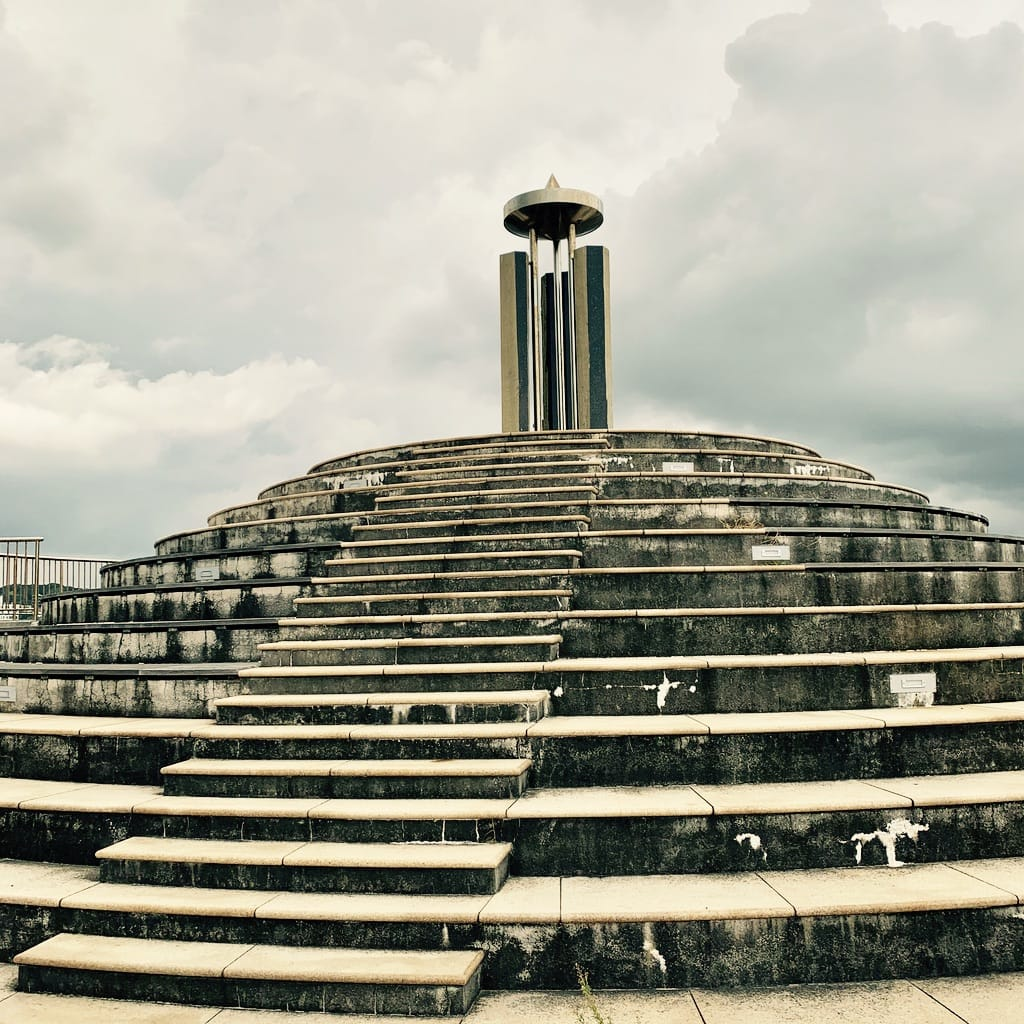 Monument olympique