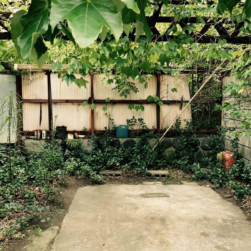 Semi-abandon de garage