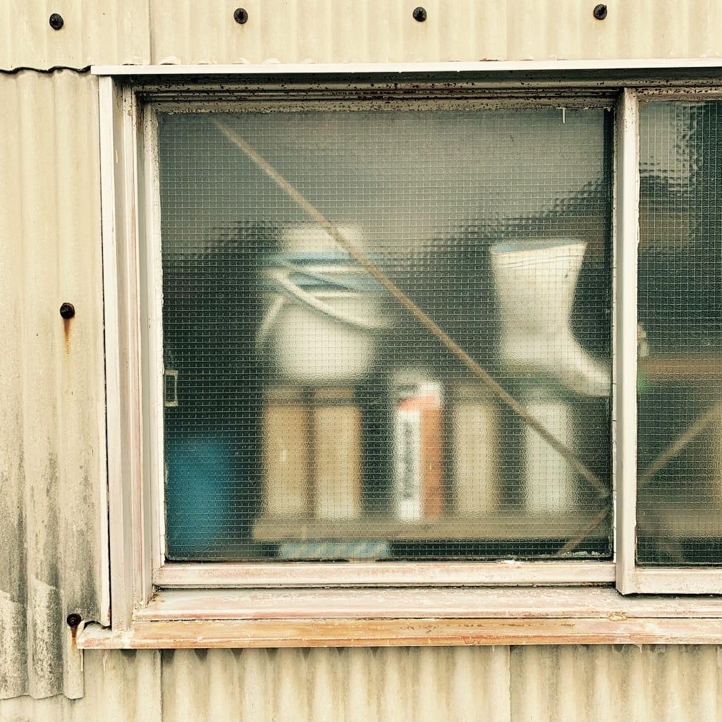 Objet en Transparence dans une fenêtre
