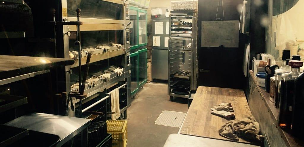 Atelier de boulangerie